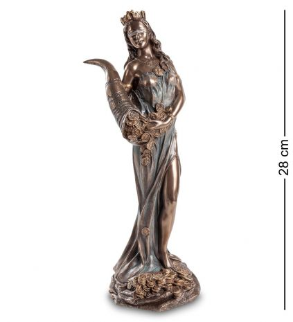 Статуэтка ''Фортуна - богиня удачи и богатства'' WS-557