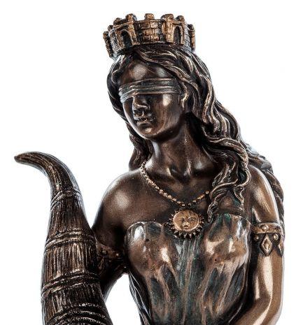 Статуэтка ''Фортуна - богиня удачи'' WS-656/ 1