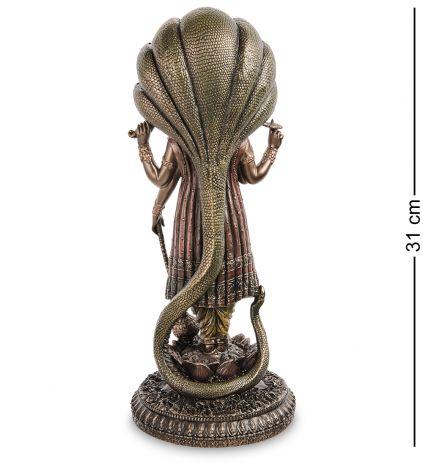 """Статуэтка ''Вишну - верховное божество в индуизме"""" WS-1114"""