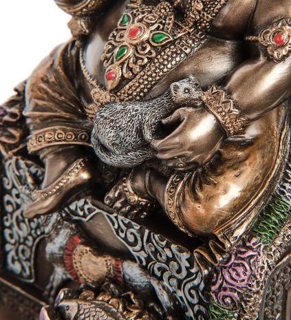 "Статуэтка ""Кубера - индусский бог богатства"" WS-1113"