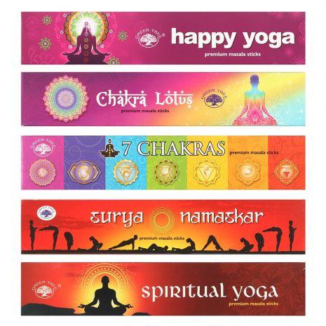 "Набор благовоний ""Yoga Collection"" N_08171"