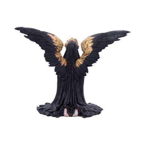 """Статуэтка-подсвечник """"Темный ангел Терезина"""" B4883P9"""
