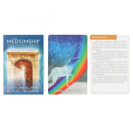 "Оракул ""The Mediumship Traning"" Тренинг Медиумов TC_978140956301"
