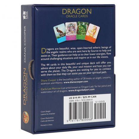 """Оракул """"The Dragon"""" Дракон TC_9781781809068"""