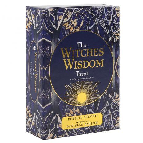 "Таро ""The Witches Wisdom"" Мудрость Ведьм TC_9781788173216"