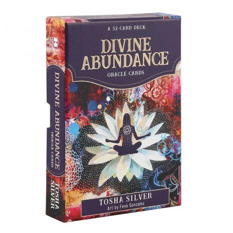 """Оракул """"The Divine Abundance"""" Божественное Изобилие TC_9781401960179"""