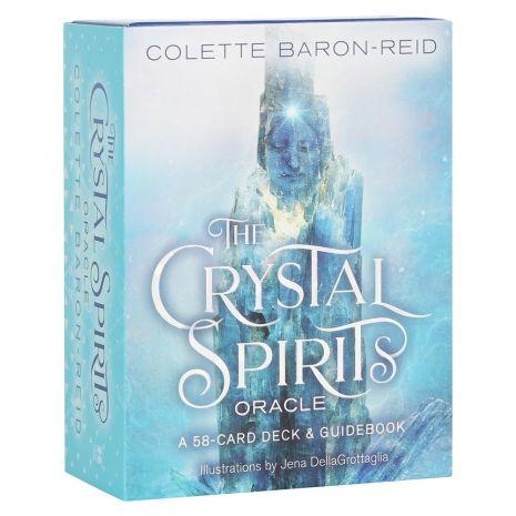 "Оракул ""The Crystal Spirits"" Духи Кристаллов TC_9781401952808"