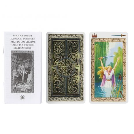 "Таро ""The Tarot of Druids"" Таро друидов TC_2661"