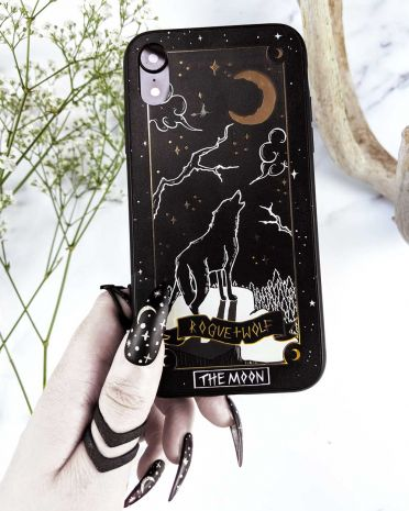 "Чехол для IPhone  11 ""The Moon Tarot"" PCG-02-IP11"