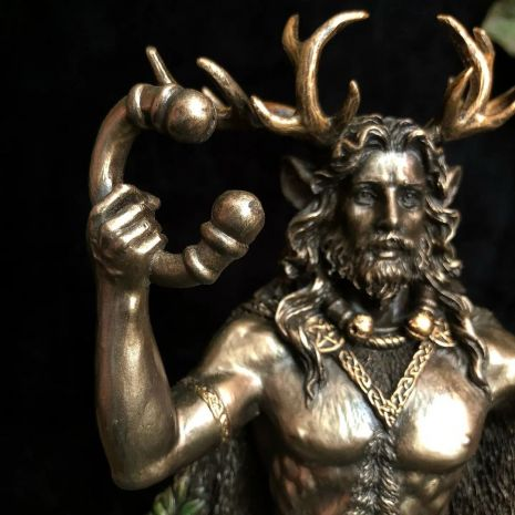 Статуэтка Кернунн - Лесной бог WS-1017