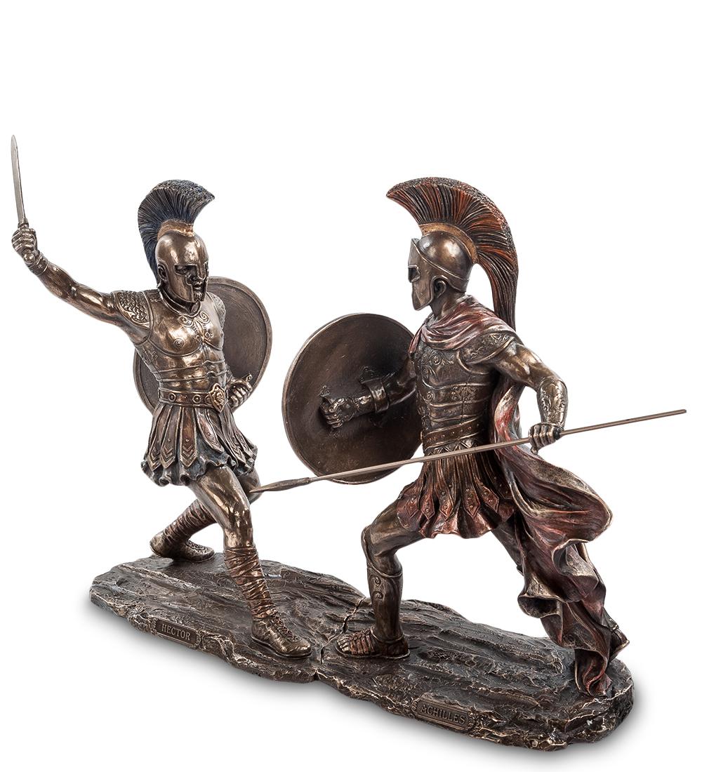 """Статуэтка """"Гектор с мечом и щитом"""" WS-497"""
