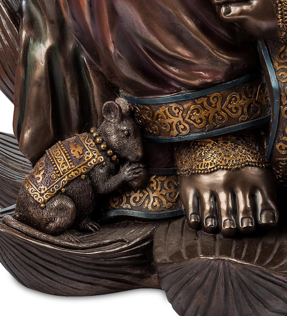 """Статуэтка """"Ганеша - Бог мудрости и благополучия"""""""