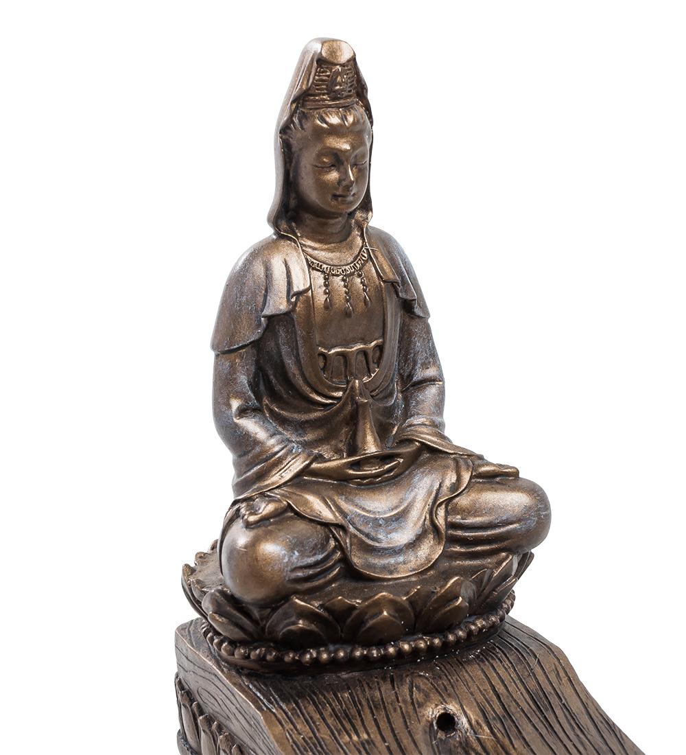 "Подставка для благовоний ""Гуаньинь - богиня милосердия"""