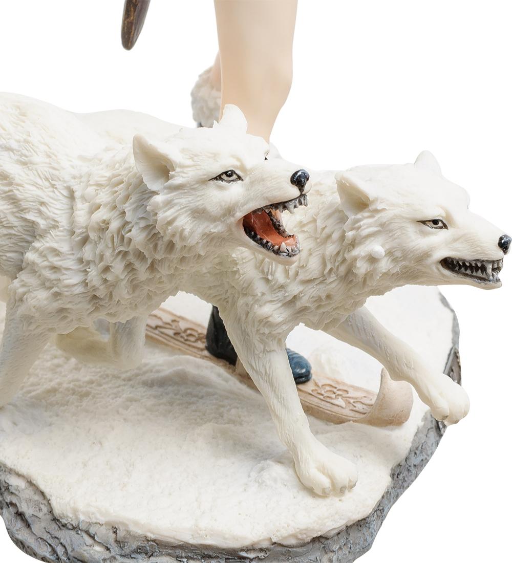 """Статуэтка """"Скади - богиня охоты, зимы и гор"""""""