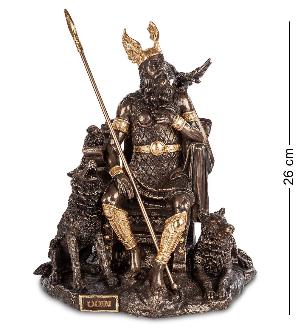 """Статуэтка """"Один - бог войны и Победы, покровитель военной аристократии"""""""