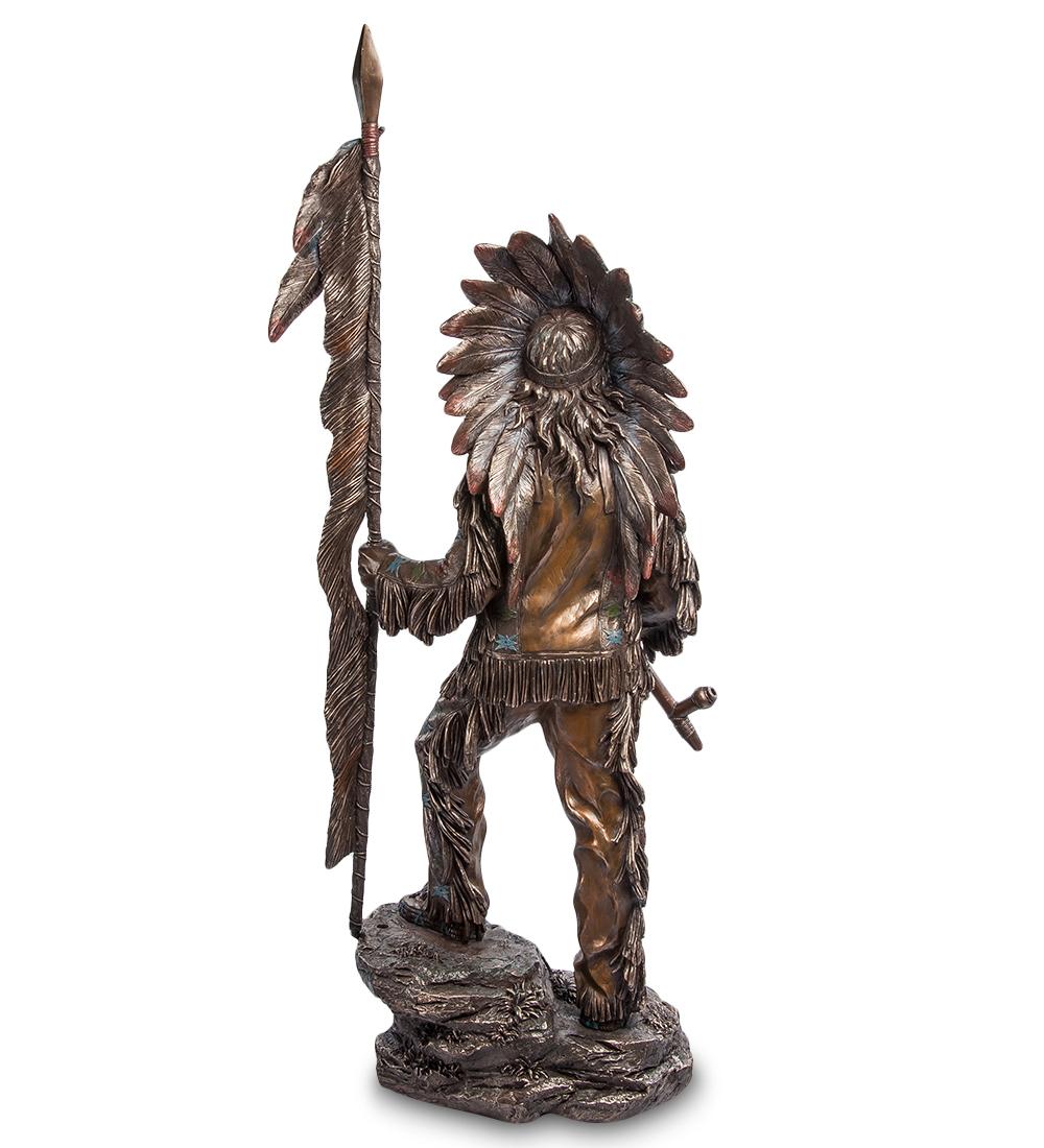 """Статуэтка """"Индейский вождь апачей"""""""