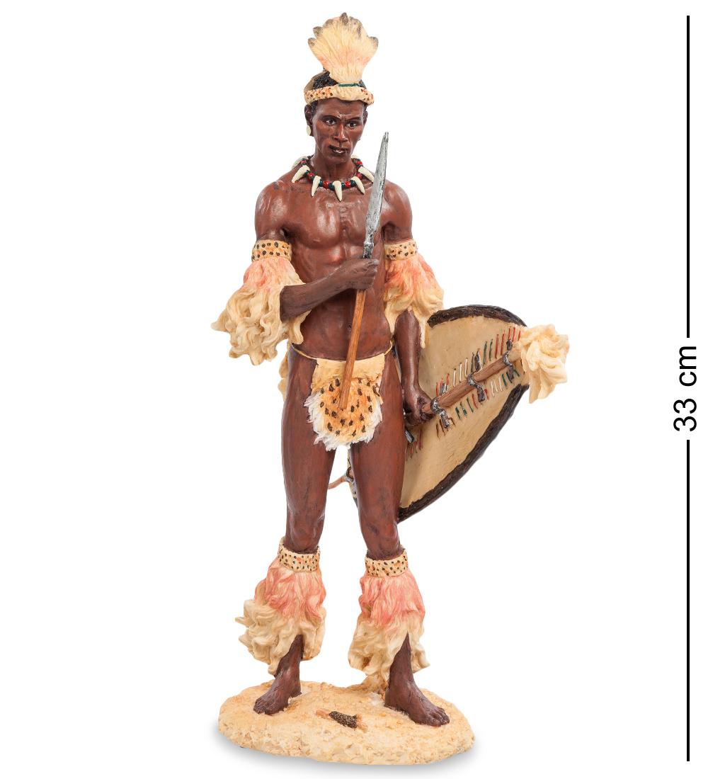"""Статуэтка """"Африканский воин"""""""