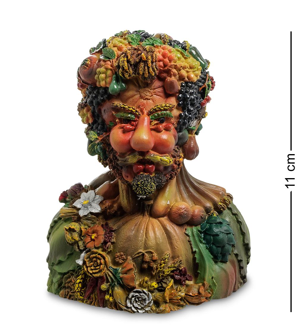 """Статуэтка """"Портрет Рудольфа II в образе Вертумна"""" (Дж.Арчимбольдо) pr-AR01"""