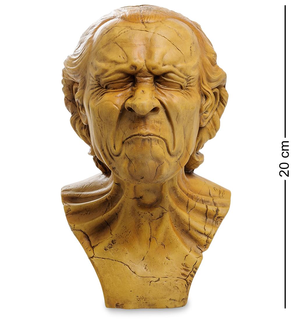 """Статуэтка-бюст из серии """"Характерные головы"""" (Франц Ксавер Мессершмидт) pr-ME04"""