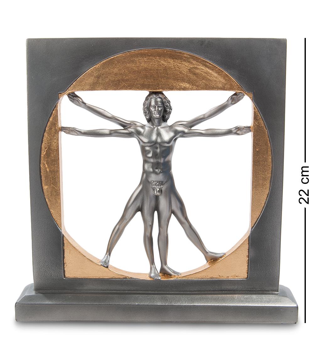 "Статуэтка ""Витрувианский человек"" (Леонардо да Винчи) WS- 70"