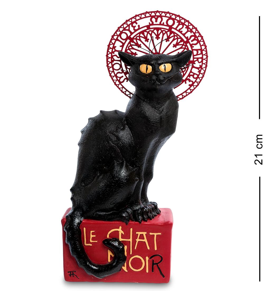 """Статуэтка """"Черный кот"""" (Теофиль-Александр Стейнлен)"""