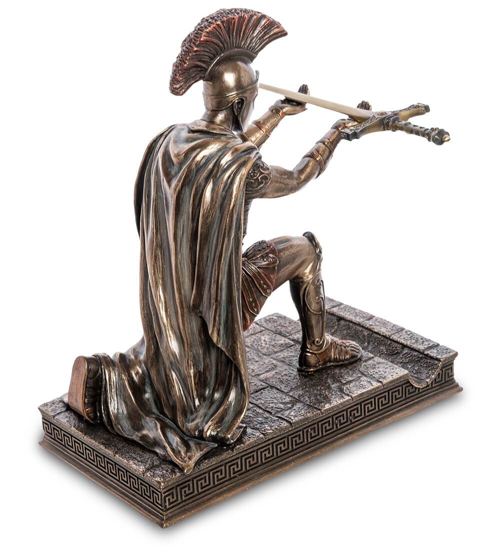 "Статуэтка с ножом канцелярским ""Римский воин"" WS-1024"