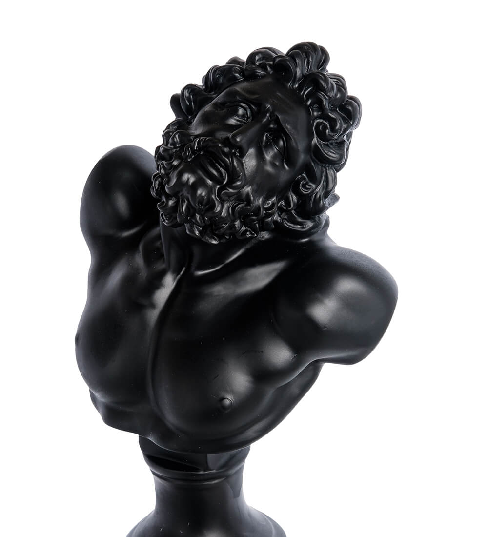 """Фигура-бюст """"Лаокоон - жрец бога Аполлона"""" BMB-40"""